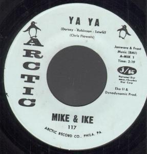ya-ya-blank-45-rpm-single