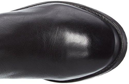 Bugatti V36361, Stivali a gamba alta Donna Nero (Schwarz (schwarz 100))