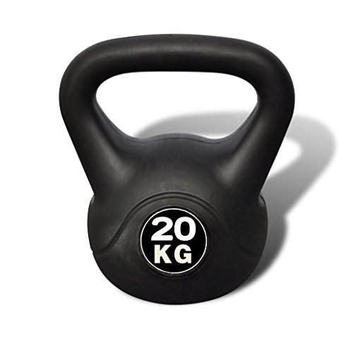 vidaXL Pesa Rusa Kettlebell 20 kg