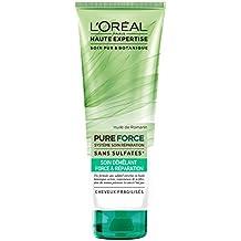 L'Oréal Paris Pure Strength Abierto por la reparación Champú Cabello debilitado 250 ML