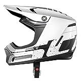 Scott 350 Evo Team MX Enduro Motorrad/Bike Helm weiß/schwarz 2019: Größe: M (57-58cm)