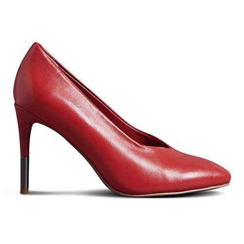 Marks & Spencer Sandali con Zeppa donna Red