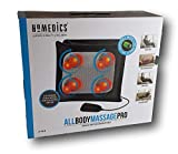 Homedics Shiatsu Massage Pro Cushion Wireless with Heat Nodes SP127H-GB