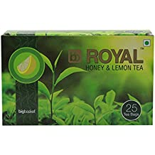 bb Royal Green Tea, Lemon and Honey, 25 Pieces