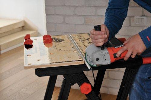 Tavolo Da Lavoro Black And Decker : Black decker wm xj banco da lavoro allungabile
