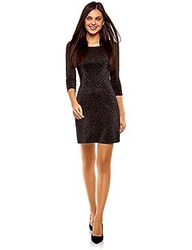 oodji Collection Damen Kleid mit