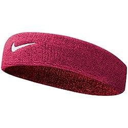 Nike Swoosh Cinta, Unisex, Rosa (Vivid Pink/White), S