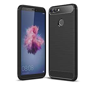 huawei p smart case ultra silm case cover durable shockproof maximum shock protection for. Black Bedroom Furniture Sets. Home Design Ideas
