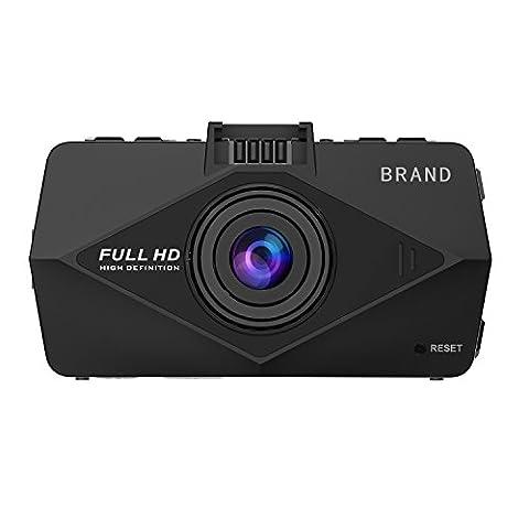 Stoga Tbox SGT nouvelle voiture professionnelle DVR 170 degr¨¦s grand Angle lentille Dash Cam 1080p cam¨¦ra Full HD, G-Sensor CCTV DVR voiture cam¨¦ra