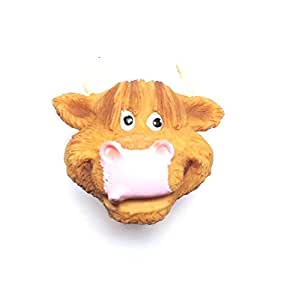 Scottish - highland cow fridge magnet - dispatched same day wobble head