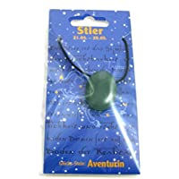 Stier - Aventurin - Sternzeichen - Anhnger mit zugehrigem Edelstein - Kette mit Schnur - handgeschliffen - inklusive... preisvergleich bei billige-tabletten.eu