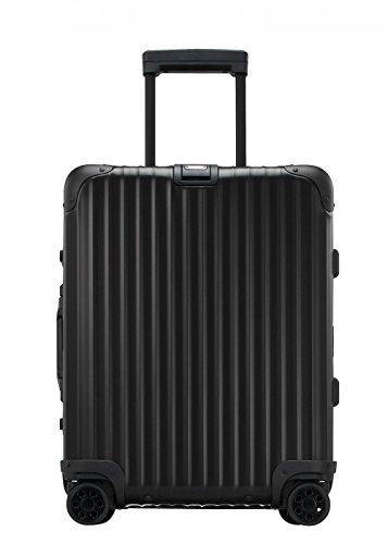 RIMOWA Topas Stealth Handgepäckkoffer, 53,3 cm, Schwarz