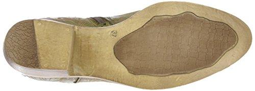 Mjus 790218-0101, Bottes Western femme Braun (Salvia/Salvia/Oro)