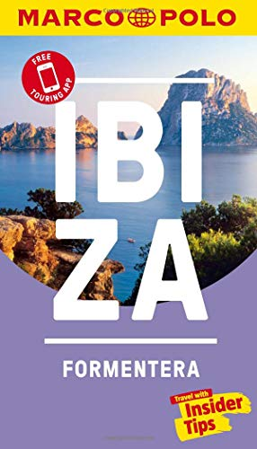Ibiza Marco Polo Pocket Travel Guide - with pull out map (Marco Polo Ibiza (Pocket Guide))