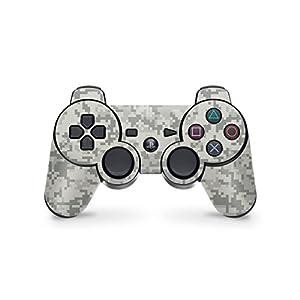 Skins4u Playstation 3 Controller Skin – Design Aufkleber Sticker Set für PS3 Gamepad – ACU Camo