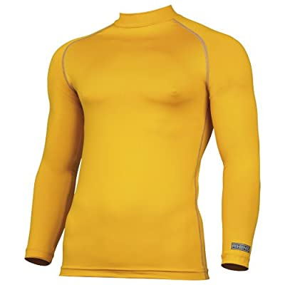 Rhino Mens Thermal Underwear Long Sleeve Base Layer Vest Top