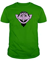 The Fan Tee Camiseta de Divertidas Divertida BARIO Sesamo Epi Y BLAS Funny Street Hombre
