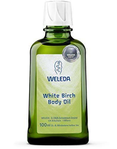 WELEDA Birken-Cellulite-Öl (1 x 100 ml) - Anti-Cellulite-Öl für eine straffe Haut