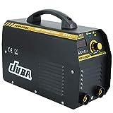 120A Inverter Schweißgerät MMA IGBT Elektroden E-Hand mit LED Display Zubehör