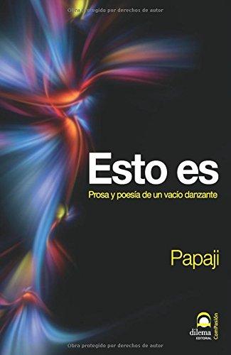 Esto es : prosa y poesía de un vacío danzante Cover Image