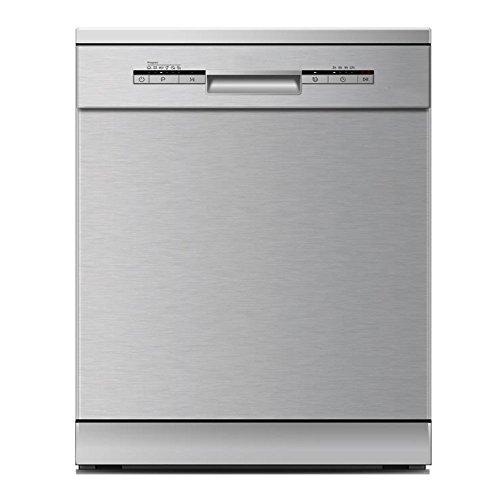 Stand Geschirr Spülmaschine Spühler EEK A++9 Maßgedecke Exquisit GSP9109.1 inox