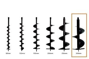 Meche pour tariere diametre 300 mm