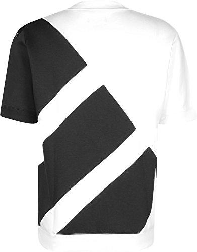 adidas Herren Eqt Boxy Crew B Sweatshirt Weiß (Blanco)