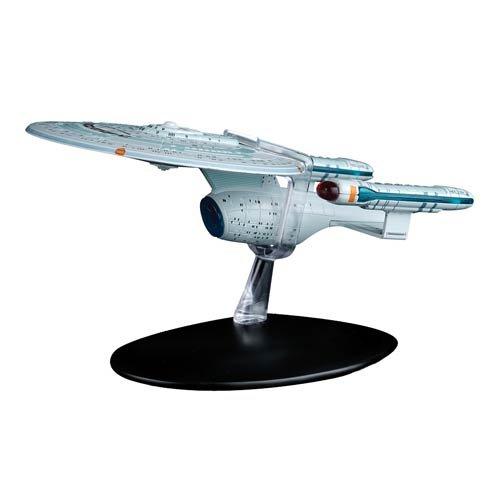 Preisvergleich Produktbild Star Trek Starships USS Enterprise NCC-1701-C Vehicle with Collector Magazine by Star Trek