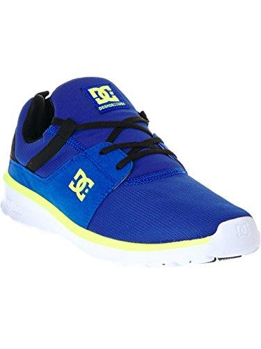 DC HEATHROW M Herren Sneakers Blue/black/yellow