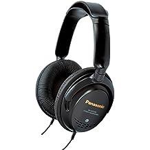 Panasonic RP-HTF295E - Auriculares de diadema cerrados, negro