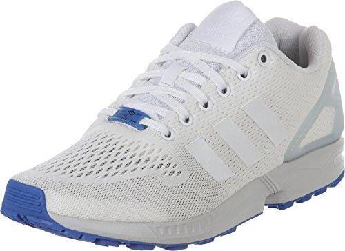 adidas  Zx Flux,  Herren Sneaker, niedrig Weiß - weiß