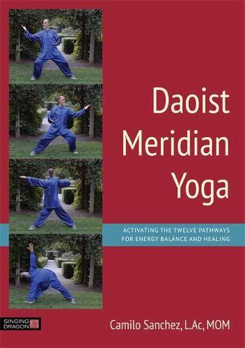 Daoist Meridian Yoga Cover Image
