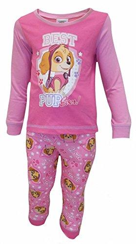 bébé filles Paw Patrol Rose Pyjama 6 pour 24 mois 27514 - Rose, 6 - 9 Months