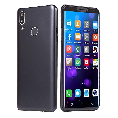 Bovake Freisprecheinrichtung, 15,2 cm (6 Zoll), Android 7.0, 16 GB + 2 GB Dual HD Kamera, Dual-SIM-Karte, Smartphone, WiFi, GPS, 3G, Anrufe, Handy