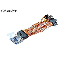 Tarot Transfer Module 8CH Receiver Signal Conversion Module PWM/PPM/SBUS/DBUS/S-BUS/D-BUS/Pixhawk TL2981 for RC Multicopter Drone Quadcopter - Compare prices on radiocontrollers.eu
