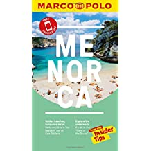 Menorca Marco Polo Pocket Travel Guide 2019 - with pull out map (Marco Polo Pocket Guides)