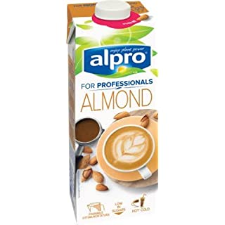 Alpro - Almond for Professionals - 1L (Pack of 12)