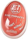 Küchenprofi Eier-Uhr Ei-Zeit in rot, Kunststoff
