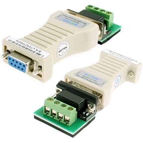 Cavo serie RS485 / RS234 RS-232 a RS-485 Data Communications Interface Converter (UT-201)