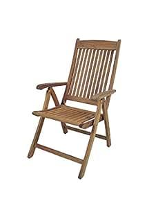 Chaise pliante juventus
