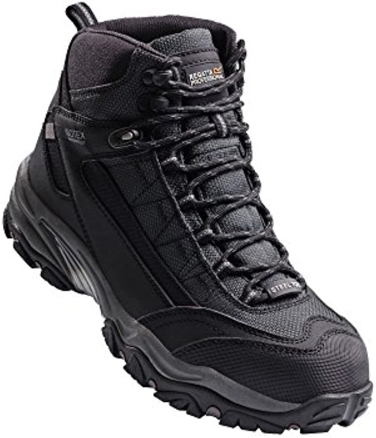 Regatta Hardwear Mens Causeway Waterproof Steel Toe & Mid Safety Boot