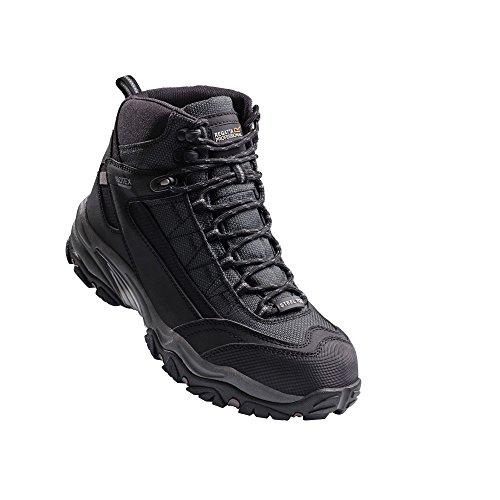 Regatta Hardwear - Causeway - Bottes De Sécurité Larges Et Imperméables À L'eau - Man Grey / Black