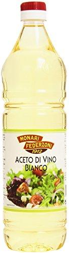 Monari Federzoni - Aceto Di Vino Bianco, Aciditã 6% , 1 L