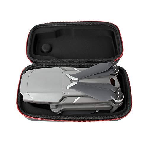 PENIVO Wasserdichte Tragbare Aufbewahrungstasche Drohne Body + Fernbedienung Fall für Mavic 2 Zoom/Pro Schutz Zubehör (Body Case)