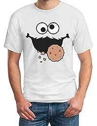 6791a910f0 Suchergebnis auf Amazon.de für: krümelmonster t shirt herren - 5XL ...