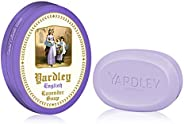 Yardley Lavender Soap Limited Edition Collectible Tin Pack, 100g