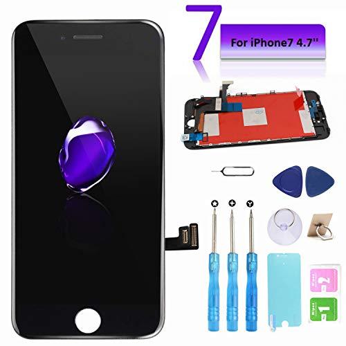 215c3f6050a Ibaye - Táctil LCD Reemplazo para iPhone 7 4.7'' Pantalla de Repuesto con  Herramientas