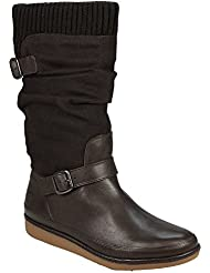 LacosteClement dk brw - Bota Mujer