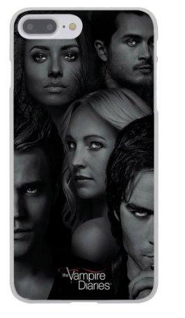Coque iPhone 6/6S Série Vampire Diaries, coque iphone The Vampire Diaries
