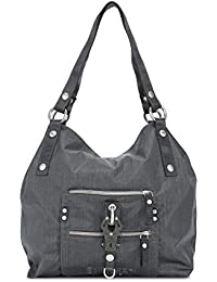 George Gina & Lucy Magic Maki Schultertasche 34 Cm, Olively